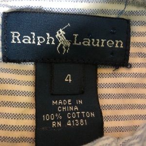 Polo by Ralph Lauren Shirts & Tops - 🏇🏻RALPH LAUREN POLO BUTTON DOWN TOP